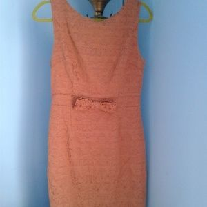 Lindy bop textured rust Maybelle dress 12